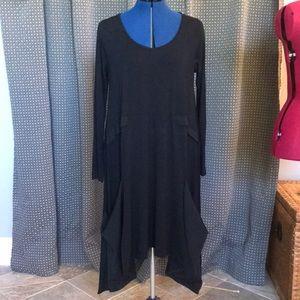 ASOS lagen look oversize dress US 12